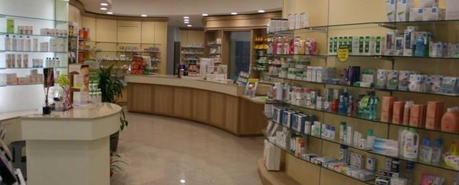 Alimentazione in Farmacia